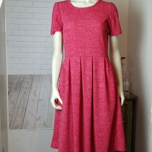 Red Dress by Lularoe Size Large